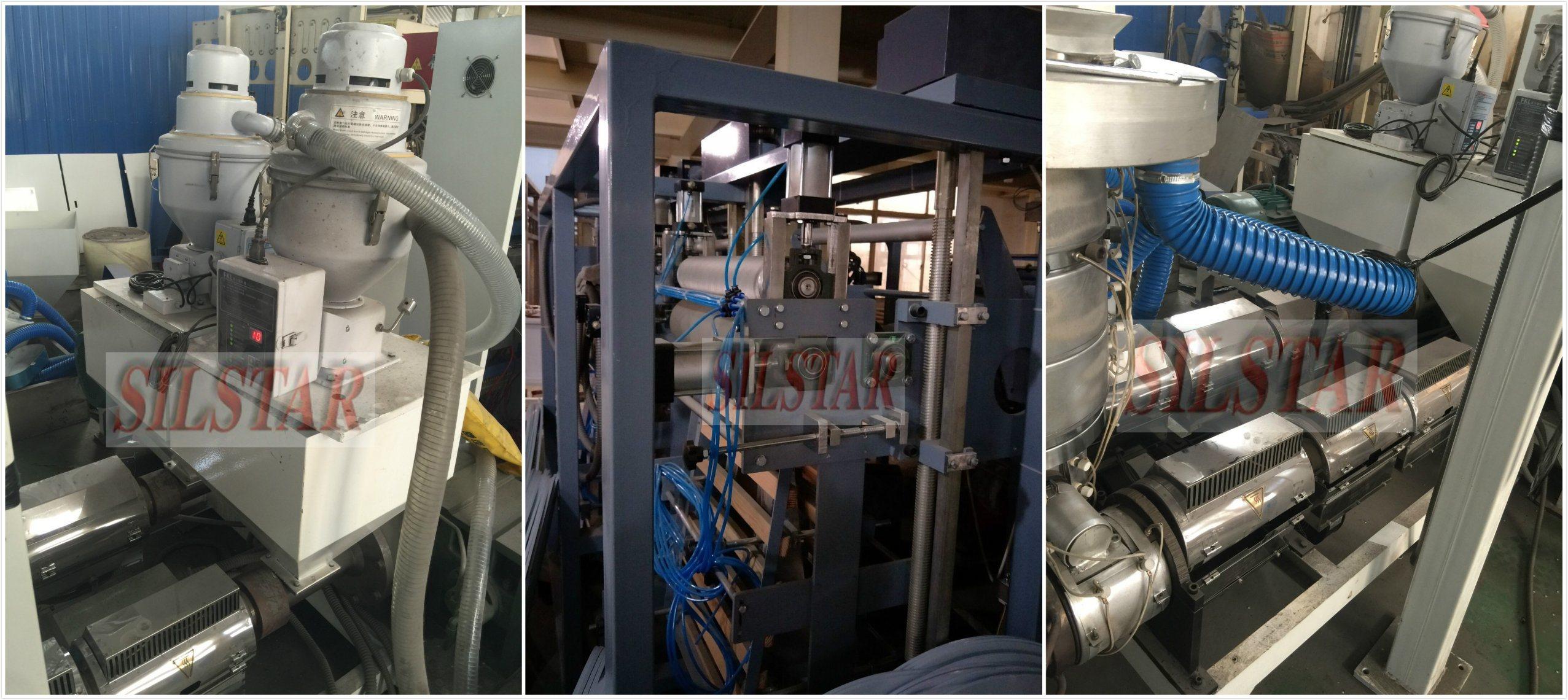 ABA Film Blowing Machine/ Plastic Film Blowing Machine