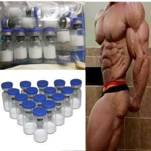 10iu/Vial 10vials/Kit 99.9% Purity Human Growth Steroid Hormone