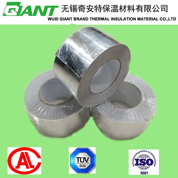 HVAC Thermal Insulation Fsk Adhesive Aluminium Foil Duct Tape