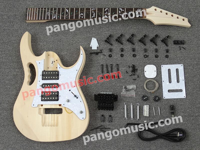 Pango Ibane Style DIY Electric Guitar Kit / DIY Guitar (PIB-014K)