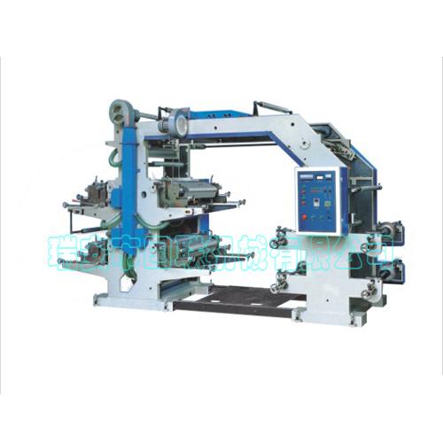6 Colours Flexo Printing Machine