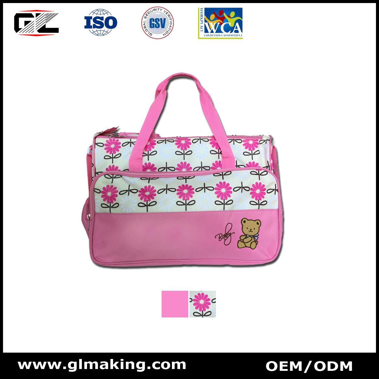 Popular Diaper Bag From Manufacturer