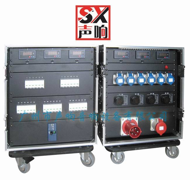 63A 5pin Power Input Switch Panel Box