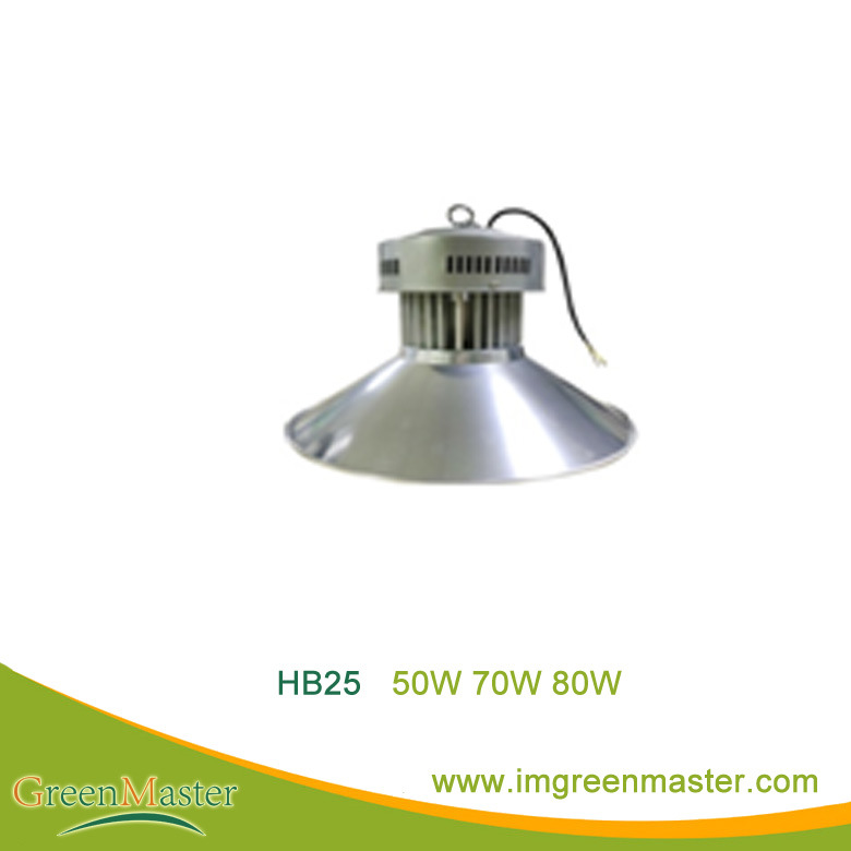 Hb25 30W 50W 70W 80W Factory Warehouse LED High Bay Light