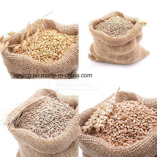 Eco Freindly Promotional Drawstring Jute Bag Jute Gunny Bag Used Jute Sack Wholesale