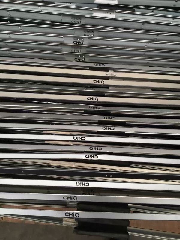 Anodized Aluminum Frame for TV and Aluminum