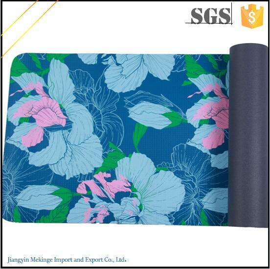 Harmless Yoga Mats Custom Printed Zenergy Yoga Mat Manufacturer