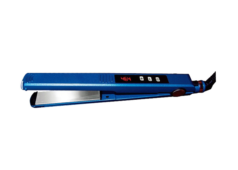 Professional Hair Straightener with LED