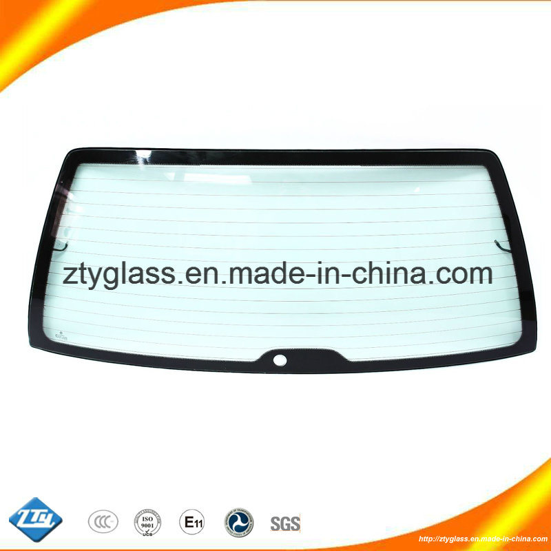 Front Windshield Tempered Glass for Toy Landcruiser Fj100