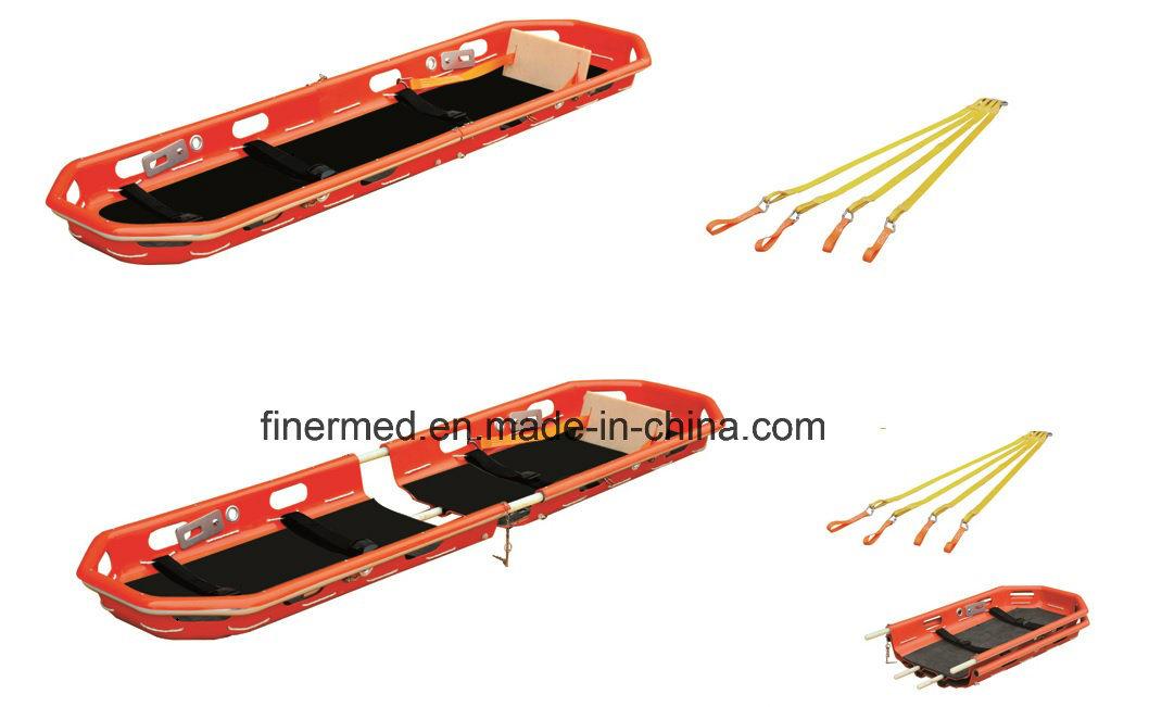 Ferno Heavy Duty Orange Basket Stretcher