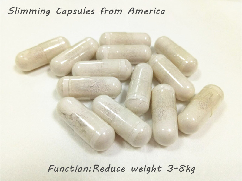 Health Food Lose Weight Herbal Extract Body Slim Capsules