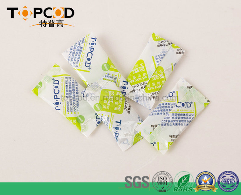 DMF Free Pharmaceutical Silica Gel Pack