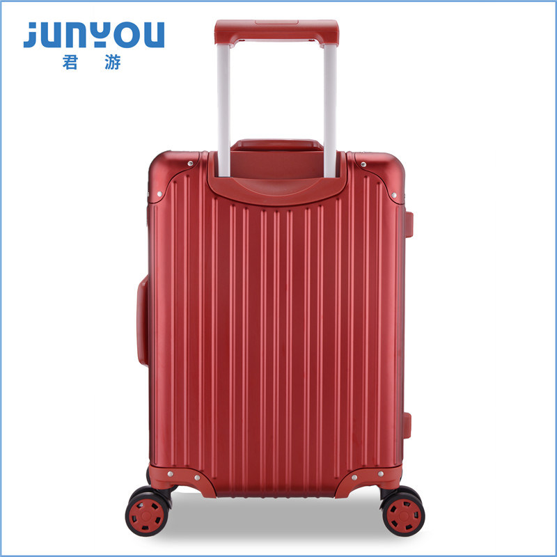 New Fashion with 20 24 Inch Aluminum Frame Good Luggage