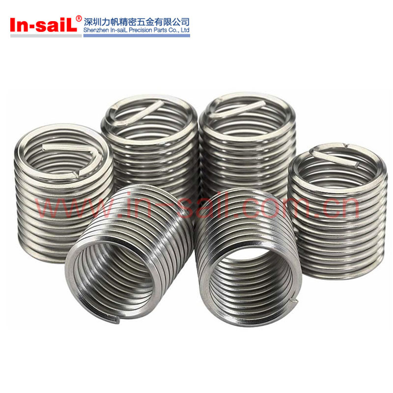 L4012 Stainless Steel Wire Coil Thread Inserts 10mm