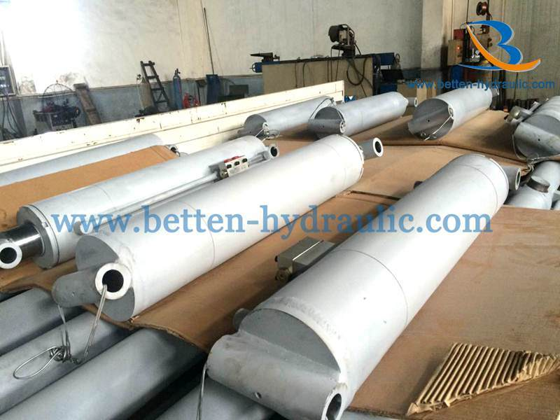 Hydraulic Cylinder Design as Customer Requirement