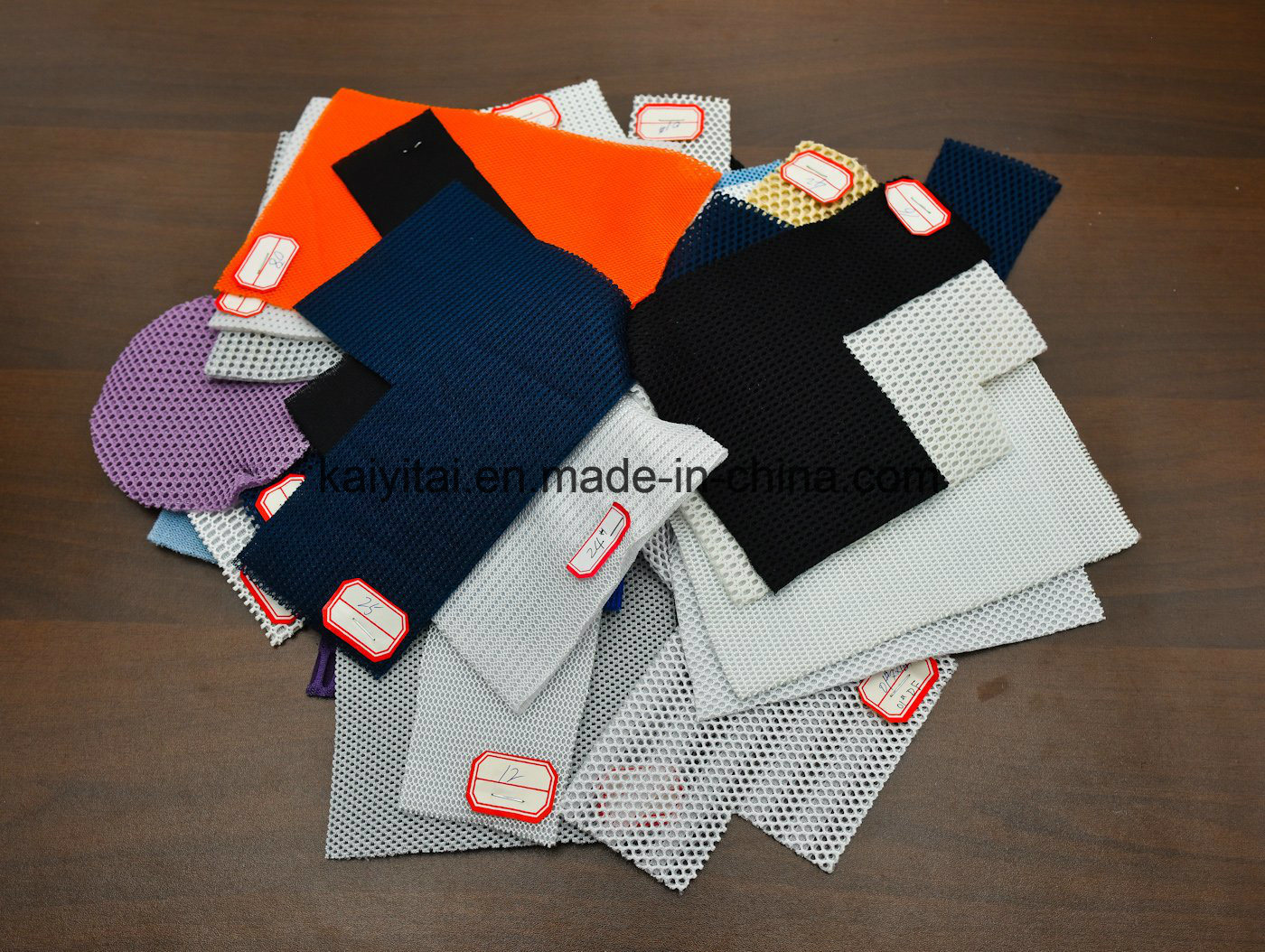Many Different Kind of Air Mesh Fabric