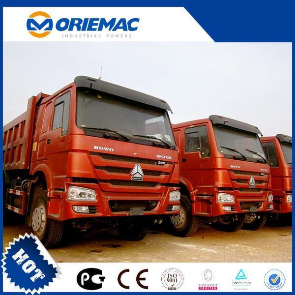 Sinotruck HOWO 10 Wheels Zz3257n3447A1 Dump Truck for Sale in Dubai