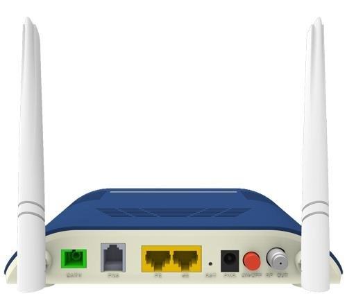 Vista-B03-802 1epon+1ge+1fe+1pots+WiFi+CATV Home Gateway ONU
