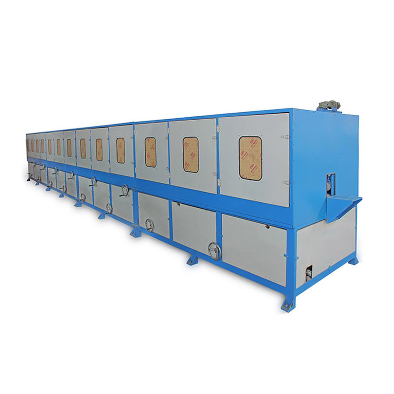 12 Heads Stainless Steel Square Tube Polishing Machine