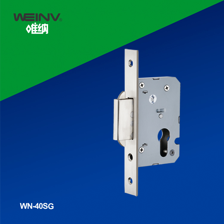 Stainless Steel 55mm Safety Lock Body 55zd