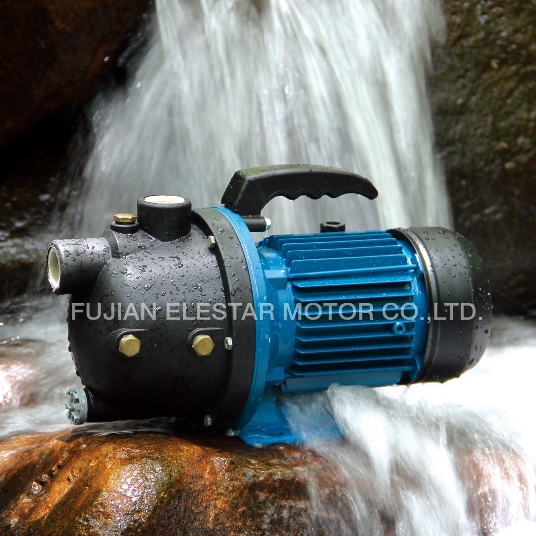 0.75kw Plastic Pump Boday Jet Self-Priming Pumps (JET-P)