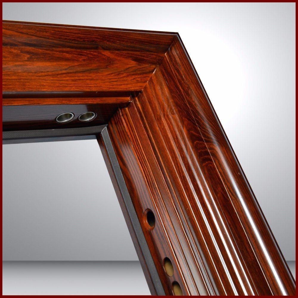 Unique Design High Quality Good Metal Secure Door