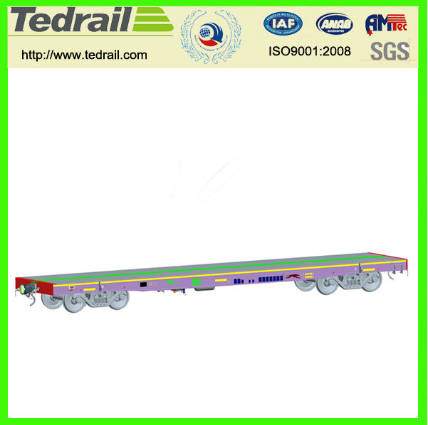 Carrier Vehicles of Railway System