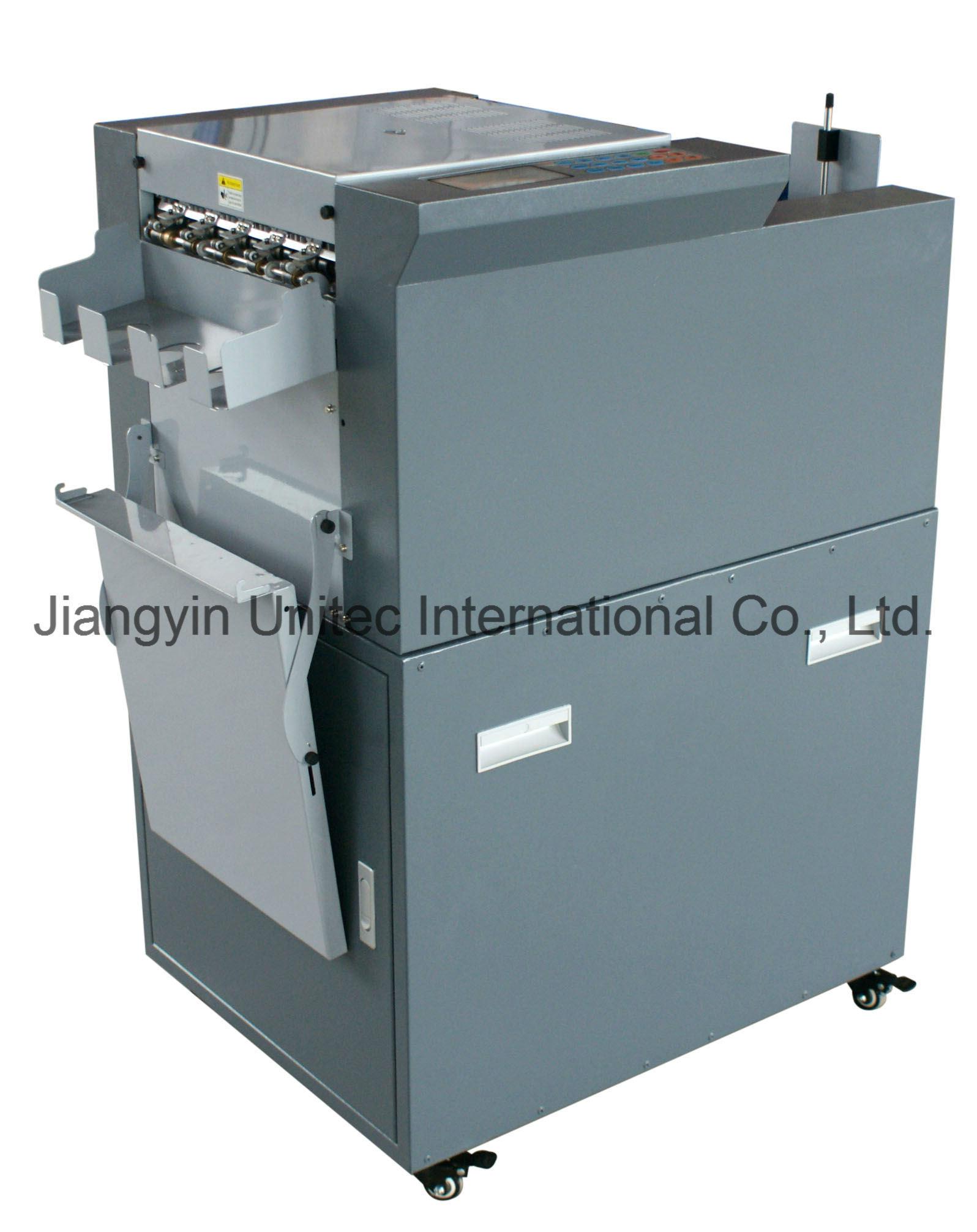 High Speed Automatic Business Card Slitter Cutter Machine Ssa-005