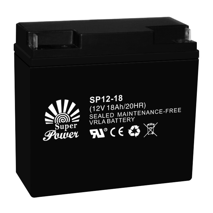 UPS Battery 12V 7AH in Deep Cycle Performance with ISO9001 and CE Proved