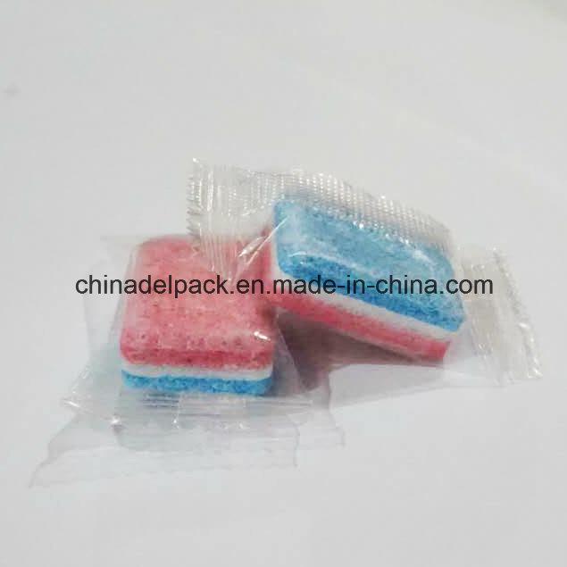 OEM&ODM Lemon Scented and Three Color Dishwasher Detergent Tablets, All in 1 Dishwashing Detergent Tablets