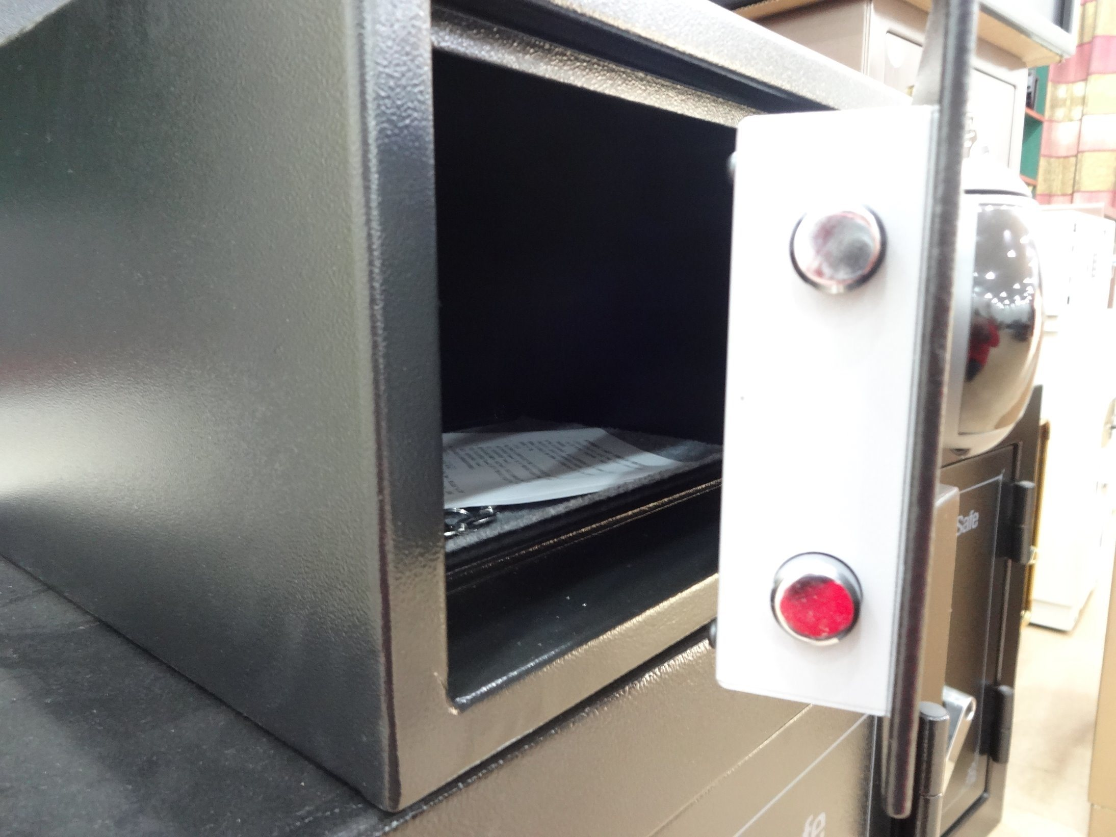 Hotel Safe Box with Digital Lock - New III