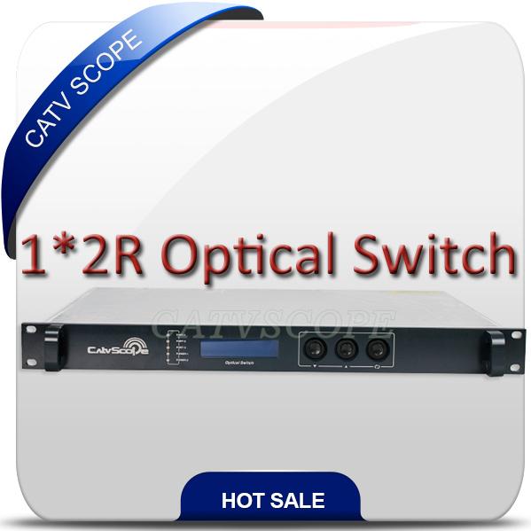 Fiber Optical Switch with RF Port