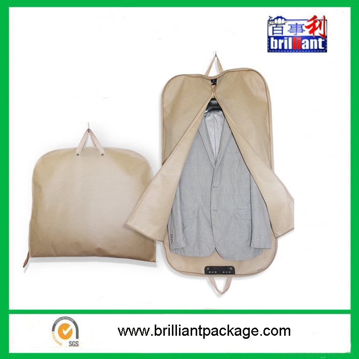 Popular Non Woven Male Suit Cover Garment Bag