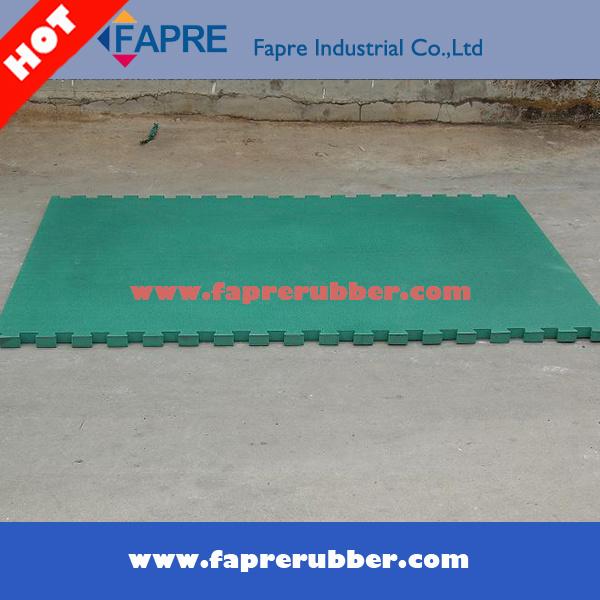 Interlocking EVA /Cow Stable Floor Mattress