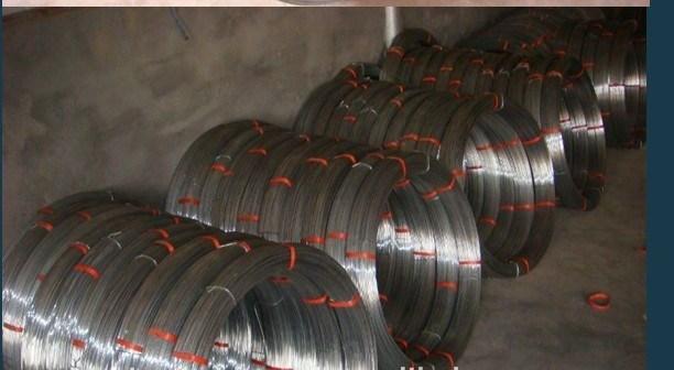 Hot Galvanized Steel Oval Wire