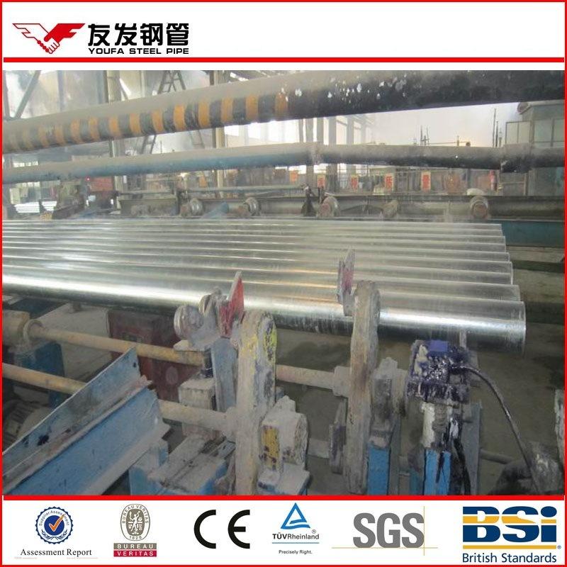 China Youfa Weld Gi Pipe Size by Lgj