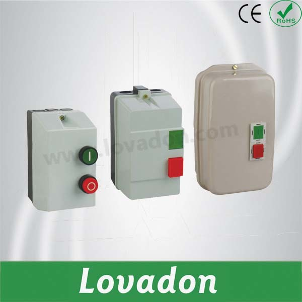 Best Seller Le1 Series D Model Magnetic Starter