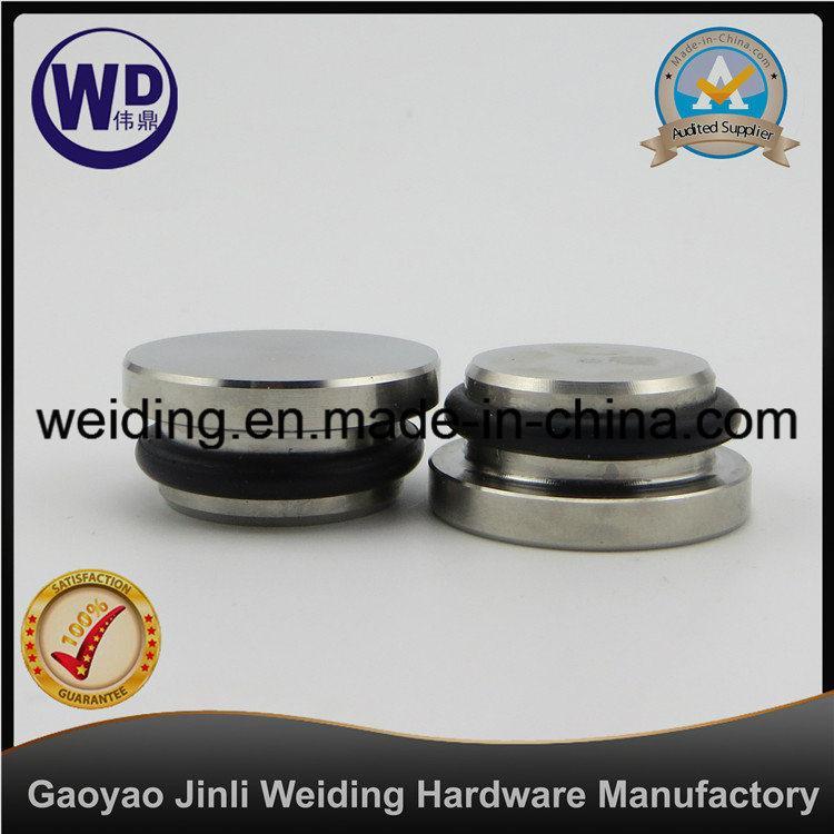 Bathroom Glass Sliding Door Hardware Set Wt-901