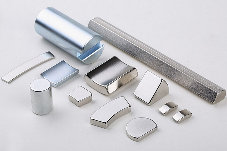 Permanent Neodymium NdFeB Pot Magnet of Magnetic Assembly