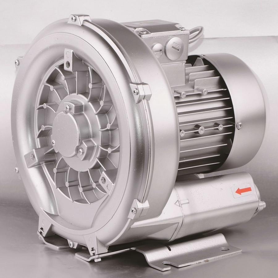 2.2kw Side Channel Blower for Injection Molding/Thermoforming