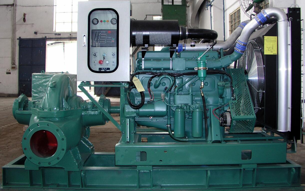 Wandi Brand, Chinese Most Famous Diesel Pump Set 300kVA-1250kVA