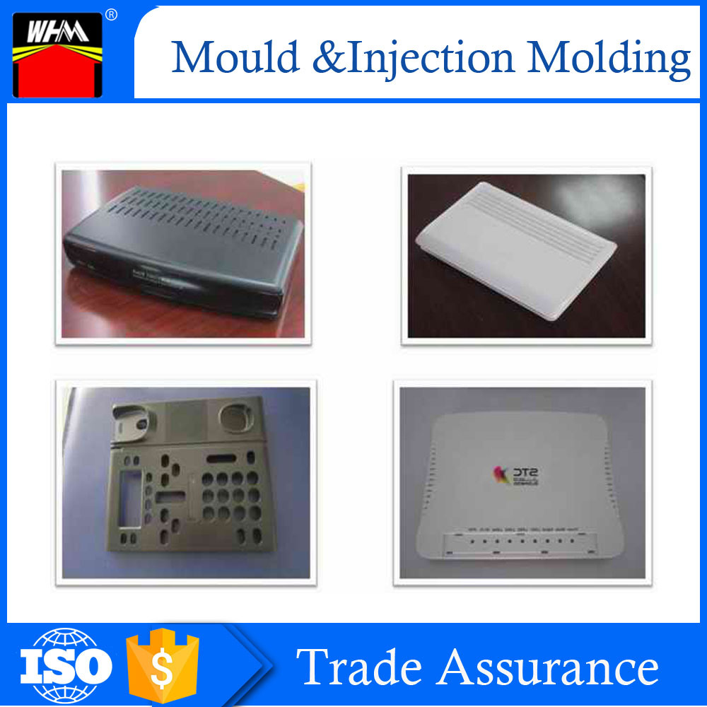 High Quality Components Plastic Injection Mould Plastic Part