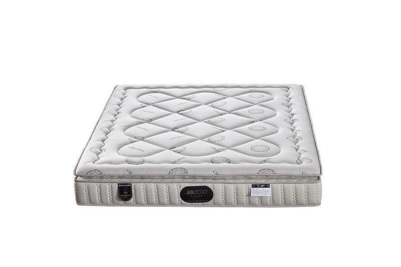 Foshan Vacuum Packed Pocket Spring Foam Bed Memory Foam Mattress