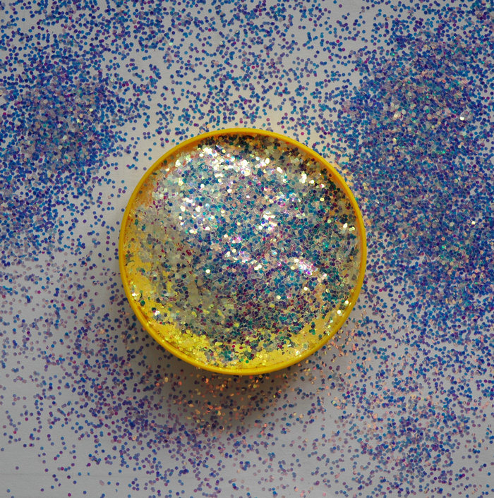 2016 Tailian USA Rainbow of 321# and 322# Glitter Powder