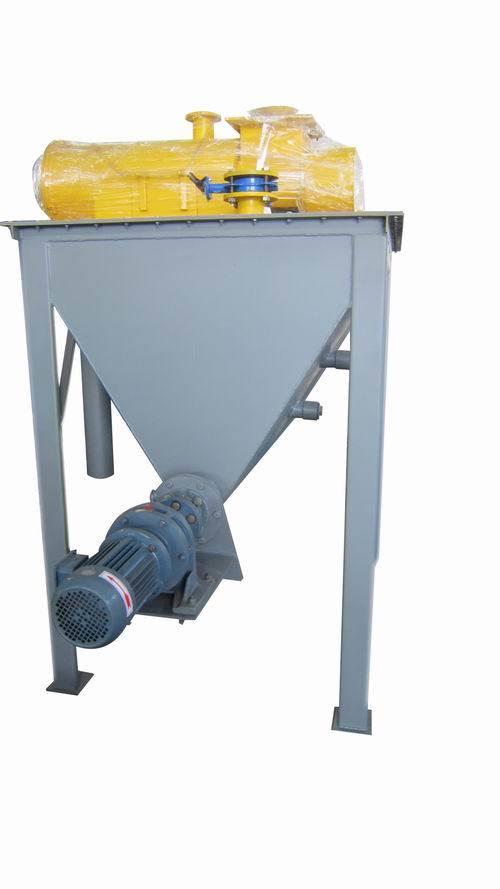 Cyclone Screening Crushing Machine