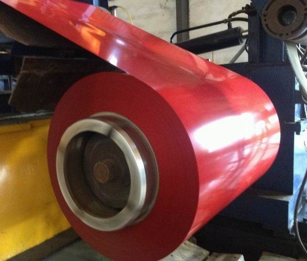 China Produced High Quality Prepainted Galvanized Steel Coil