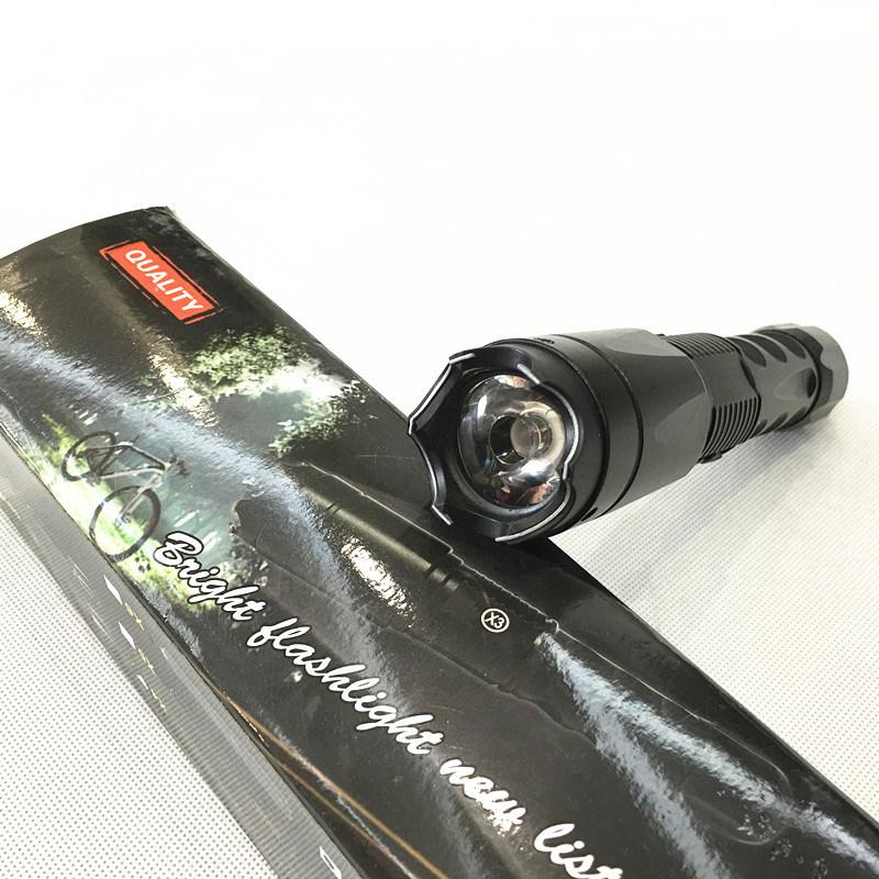 X4 Self-Defense Stun Gun with Window Breaking Device