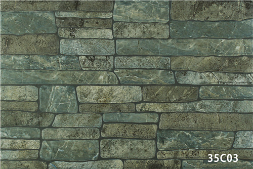 Building Material Ceramic Exterior Wall Tile for Castle (333X500mm)
