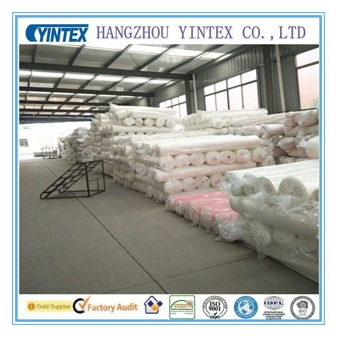 Mnufacturer Thick Polyester Fabric for Mattress Fabric