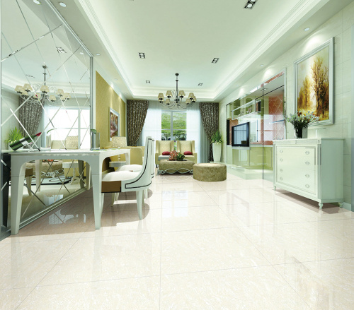Super Glossy Polished Porcelain Soluble Salt for Floor (AJ6080)